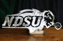 NDSU sign - large, no backing